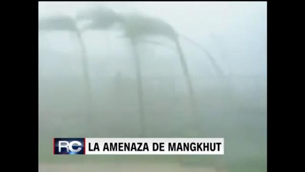 Este es el tifón que amenaza a más de 4 millones de personas en Filipinas