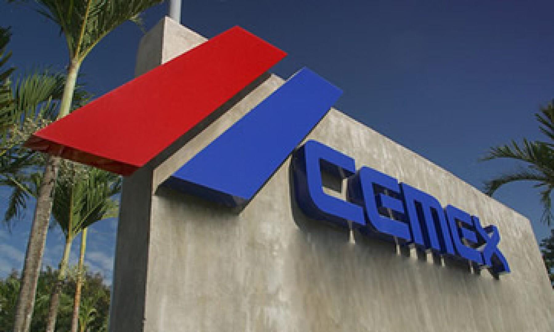Cemex avanza en su lucha por salir a flote de la desaceleración económica global. (Foto tomada de cemex.com)