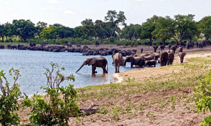 Río Kwando