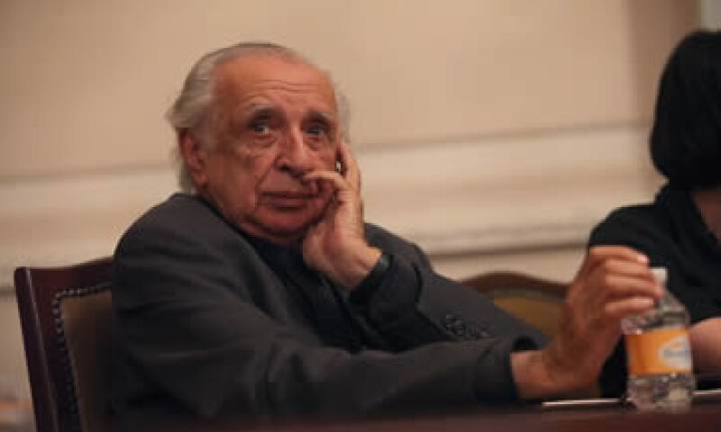 Leñero fue fundador de Proceso junto con Julio Scherer. (Foto: Cuartoscuro )