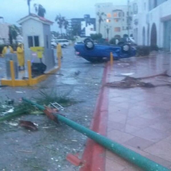 Cabo San Lucas Odile