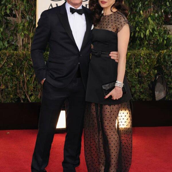 Daniel Craig, Rachel Weisz.