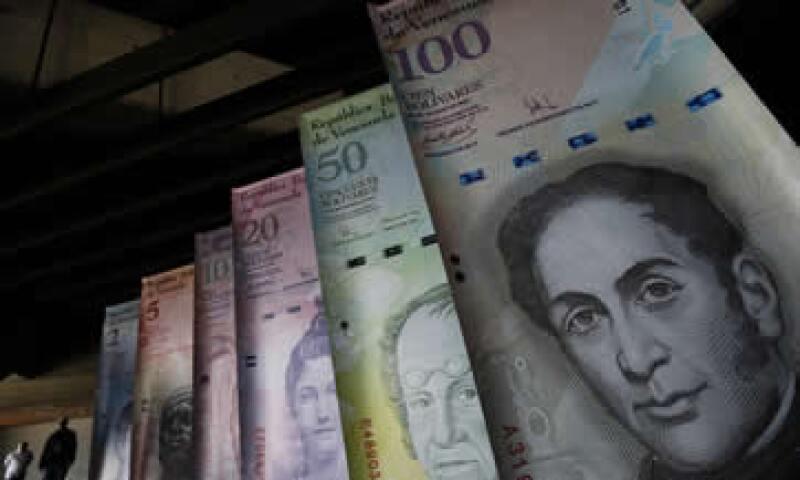 La economía venezolana entró en recesión desde mediados de 2014. (Foto: Reuters )