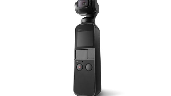 DJI va por mercado de cámaras de GoPro con Osmo Pocket
