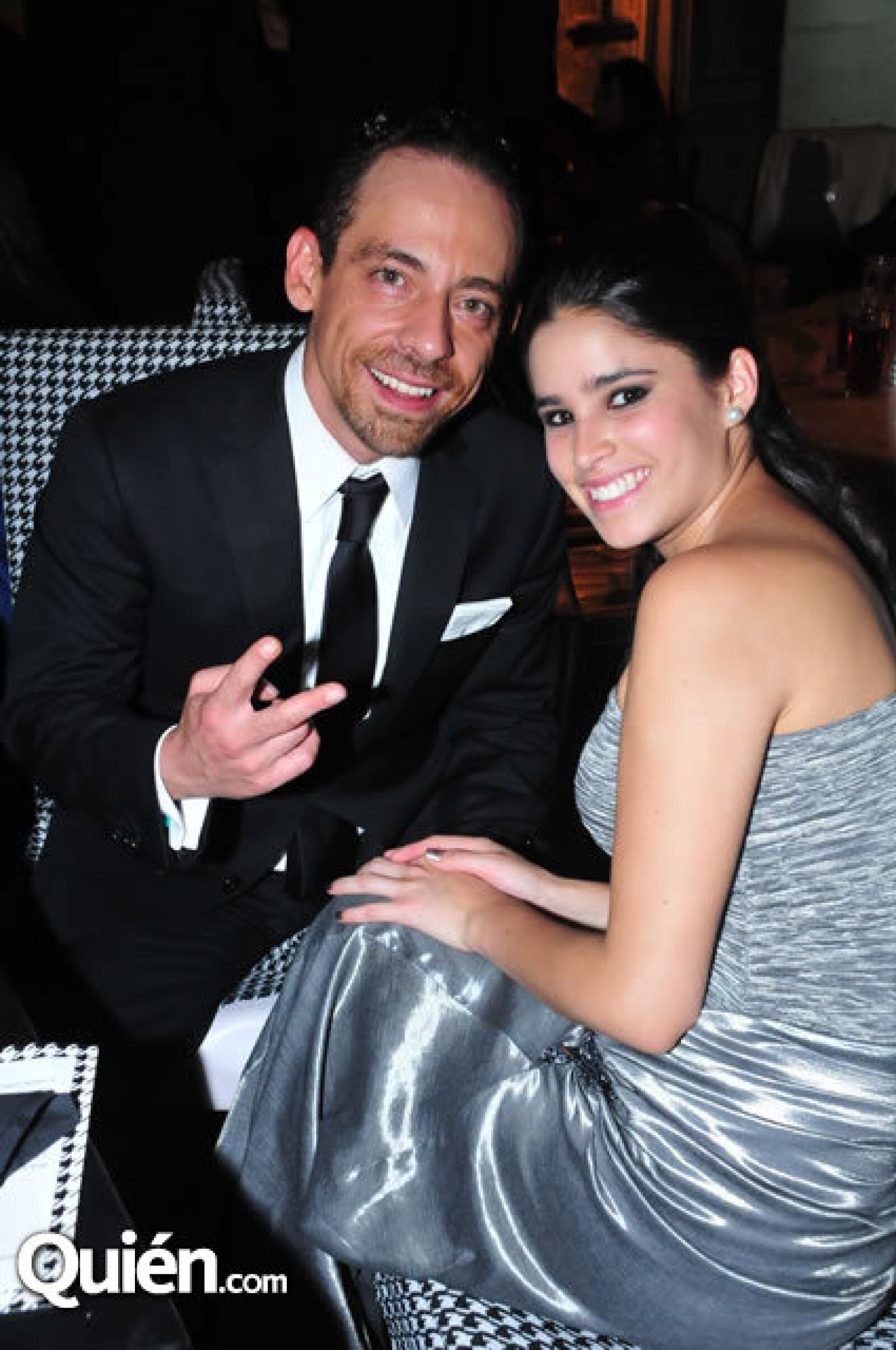 Rene Ortiz,Daniela Ortiz