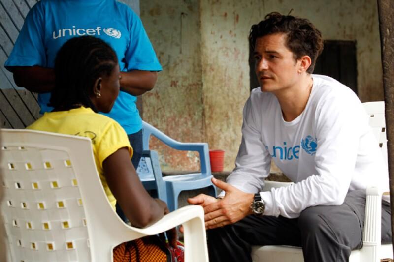 Con los protocolos de salud, Unicef ha reducido el riesgo de transmisión de la enfermedad.