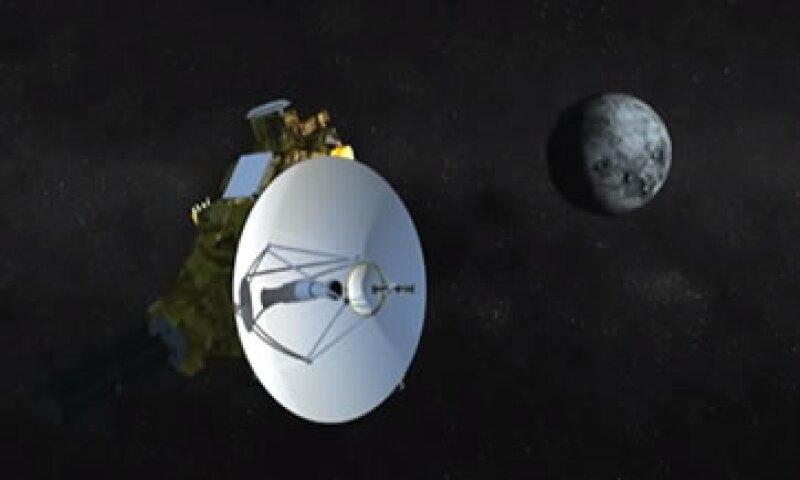 La nave será la primera en sobrevolar Plutón y completará la exploración del Sistema Solar (Foto: Twitter/@NASANewHorizons )