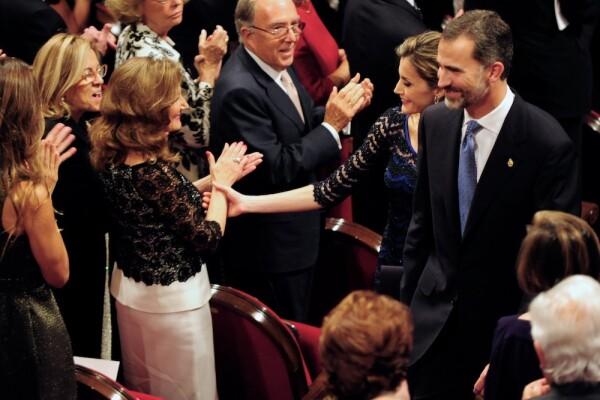 Principe de Asturias Awards 2014 - Gala