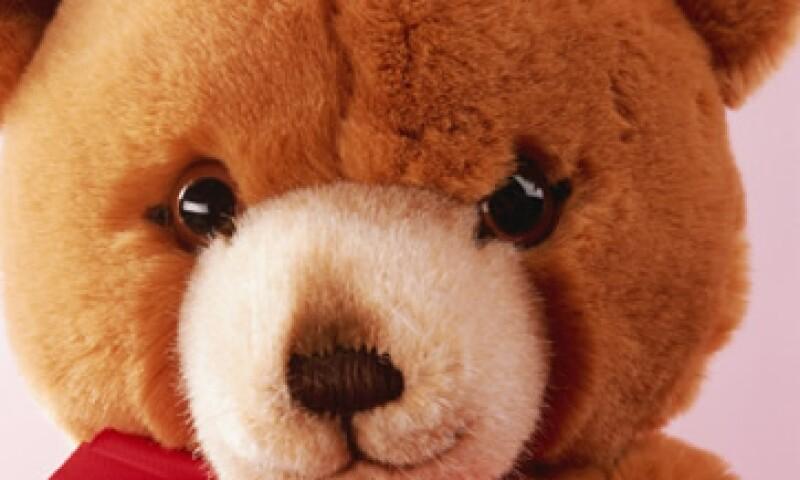 La empresa Build-A-Bear Workshop vendió 1,387 osos colorful hearts teddy en México. (Foto: Thinkstock)