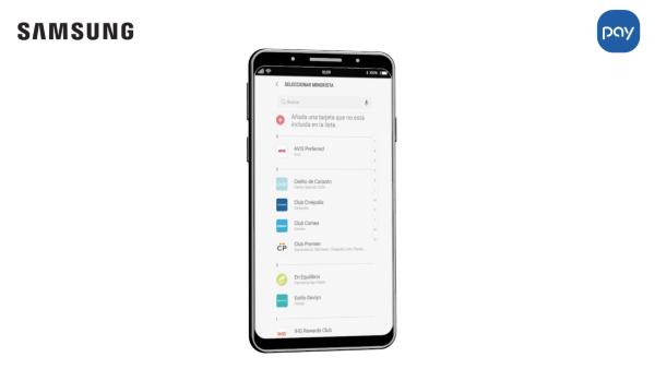 Conoce la Cartera Digital, fácil y segura, de Samsung Pay