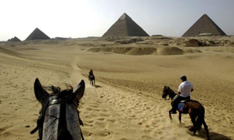 Egipto forma parte de la región Mediterráneo de Cemex. (Foto: AP)
