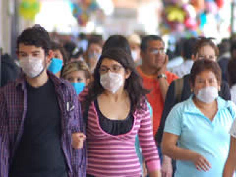 Ya hay más de 1,000 casos de influenza en México. (Foto: Notimex)