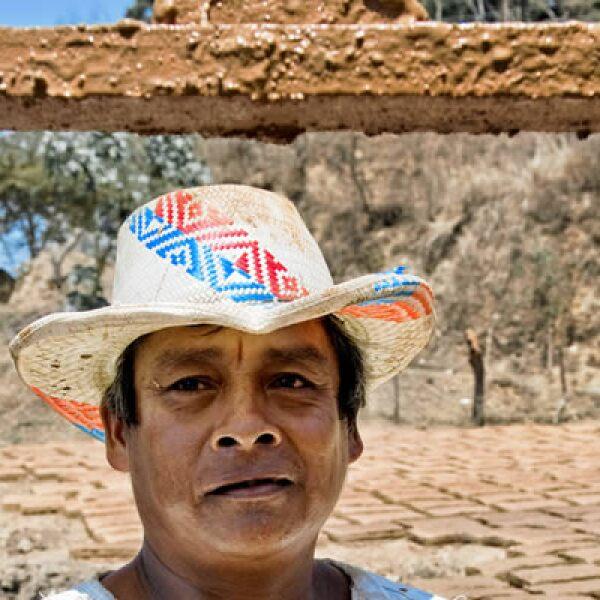 Los niños del Estado de México buscaron mostrar el contraste entre la vida en su comunidad y la vida urbana.