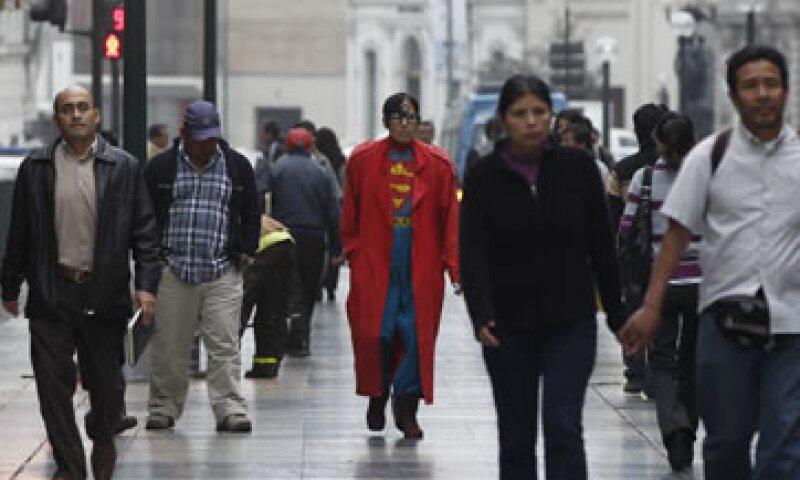 Avelino Chávez dice que en el 2002 recuperó una bolsa robada a una mujer. (Foto: AP)