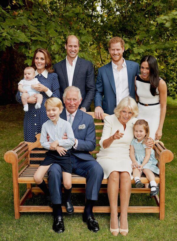 Prince Charles official birthday portraits, London, UK - 05 Sep 2018