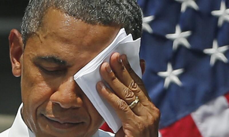 Barack Obama dijo que las relaciones entre EU y Europa se mantienen fuertes.  (Foto: Reuters)