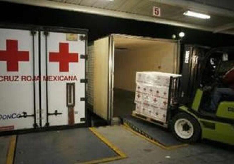 México ha empezado a reunir ayuda para enviarla al país caribeño. (Foto: Reuters)