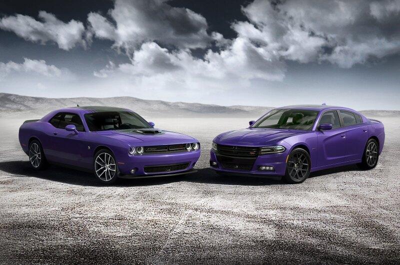 Dodge Charger / Challenger Scat Pack
