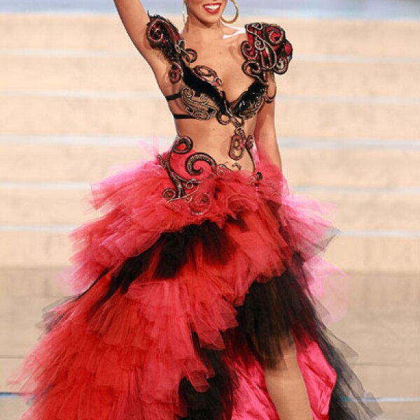 Miss España, Andrea Huisgen.