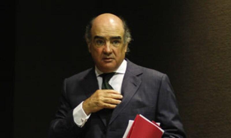 Téllez trabajó como secretario de Estado en los Gobiernos de Ernesto Zedillo y Felipe Calderón. (Foto: Cuartoscuro )
