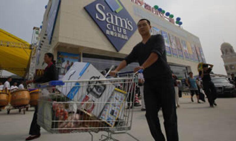 Sams Club inició operaciones en  México hace 20 años.  (Foto: AP)