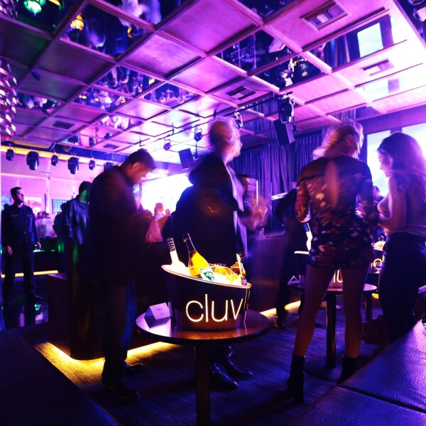 Inauguración Cluv