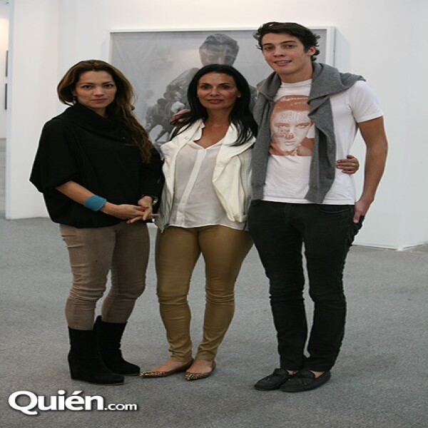 Nora Chedraui,Eugenia Hinojosa,Pablo Esteves