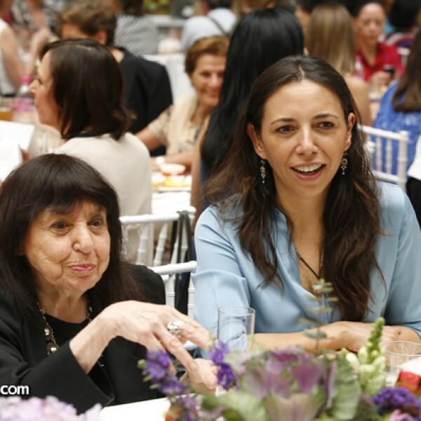 Montserrat Pecanins y Laura Manzo