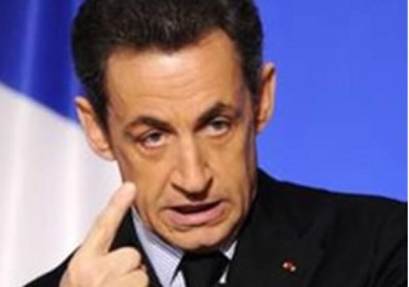 BNP Paribas, SocGen, Credit Agricole y Natixis son algunas entidades rescatadas por el Gobierno de Nicolas Sarkozy. (Foto: Reuters)