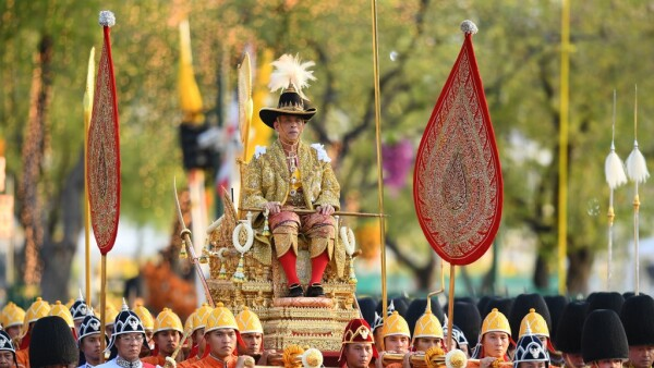 FILES-THAILAND-POLITICS-ROYALS