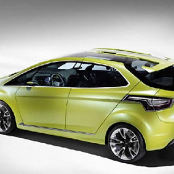 Se espera que este modelo sea el nuevo Ford Focus 2011.