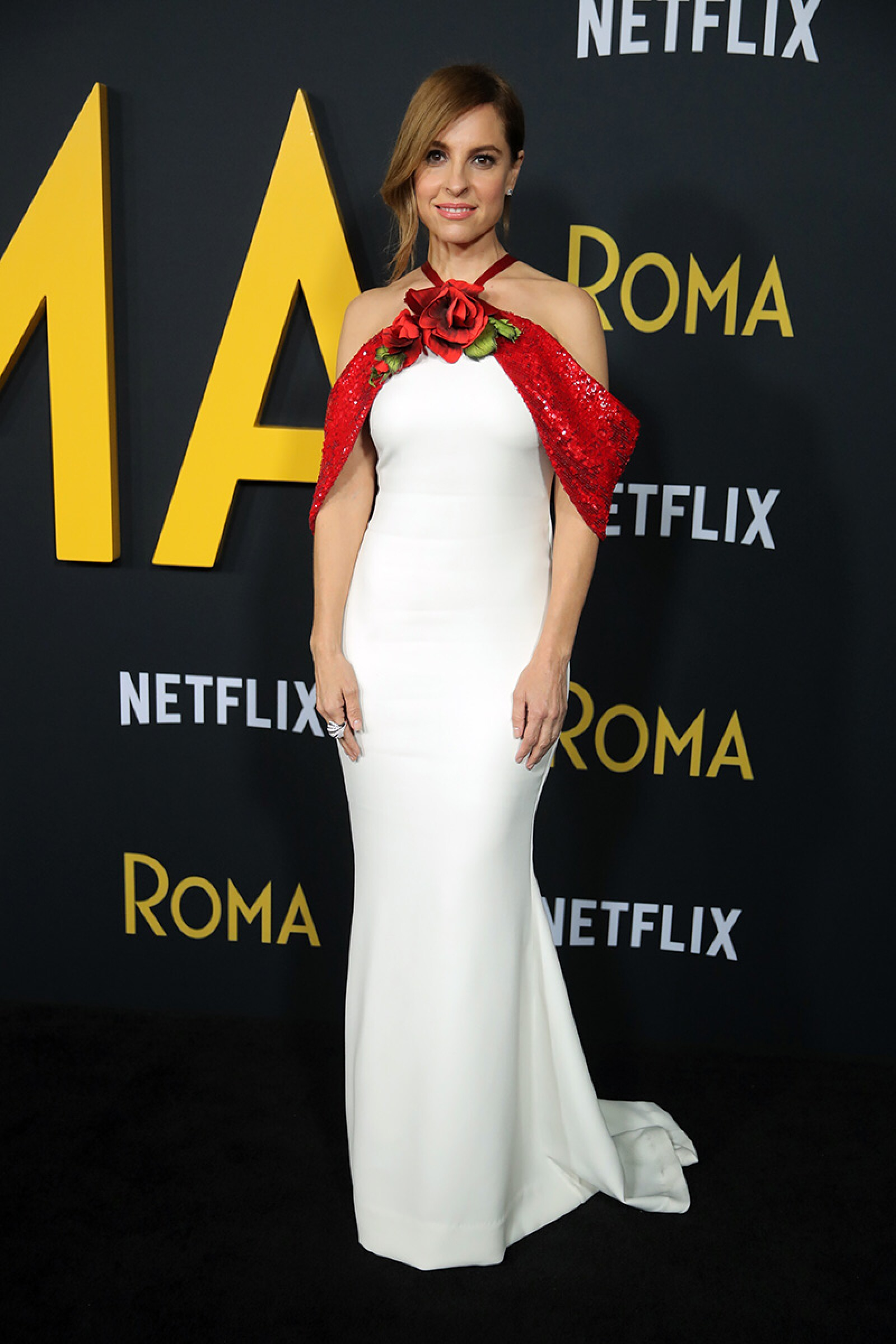 'Roma' film premiere, Arrivals, Los Angeles, USA - 10 Dec 2018