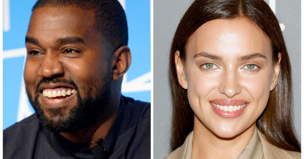 Fleeting romance: Kanye West and Irina Shayk ended their relationship