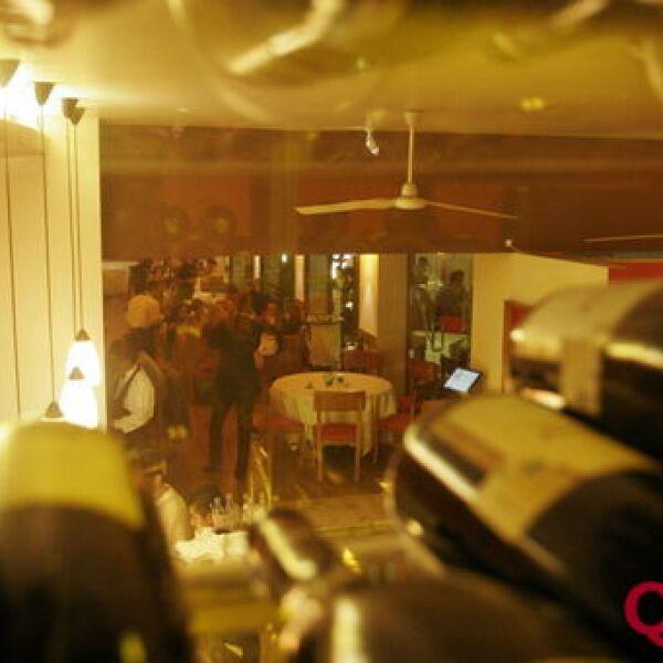 Cava del Restaurante Estoril