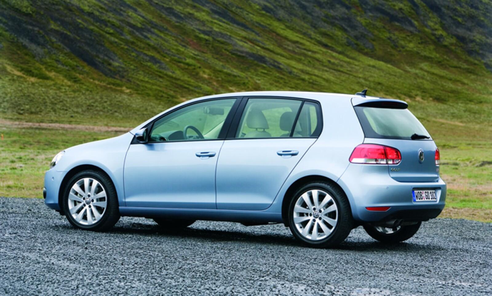 El Nuevo Golf 2013 llegará en una sola versión con un motor de cuatro cilindros de doble compresor.