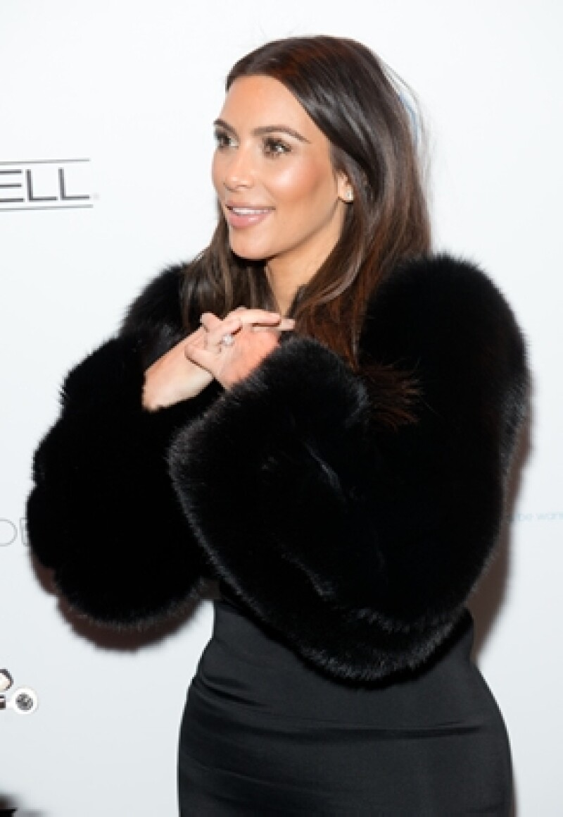 La empresaria está muy centrada en la nueva colección Primavera de Kardashian Kollection pero no descarta que en un futuro cercano sus diseños incluya opciones para las futuras mamás.
