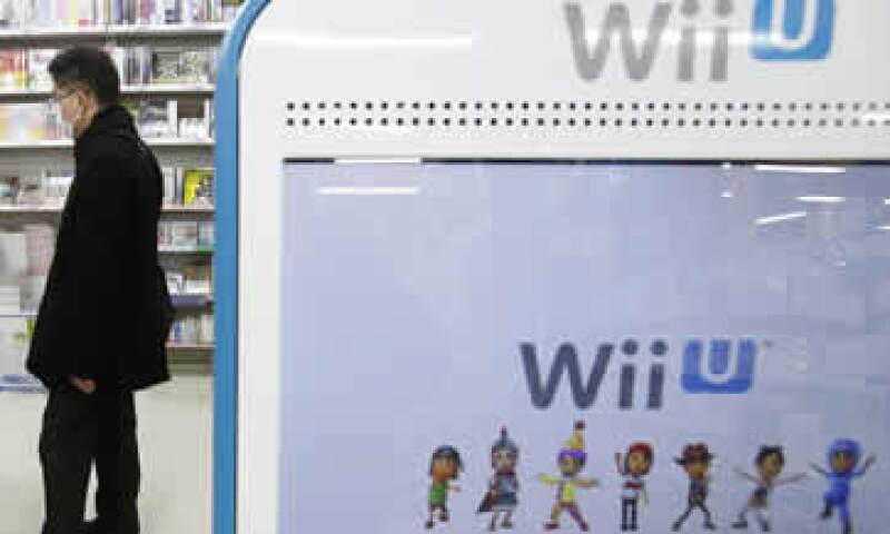 Nintendo recortó de 9 a 2.8 millones las estimaciones de venta de la Wii U. (Foto: Reuters)