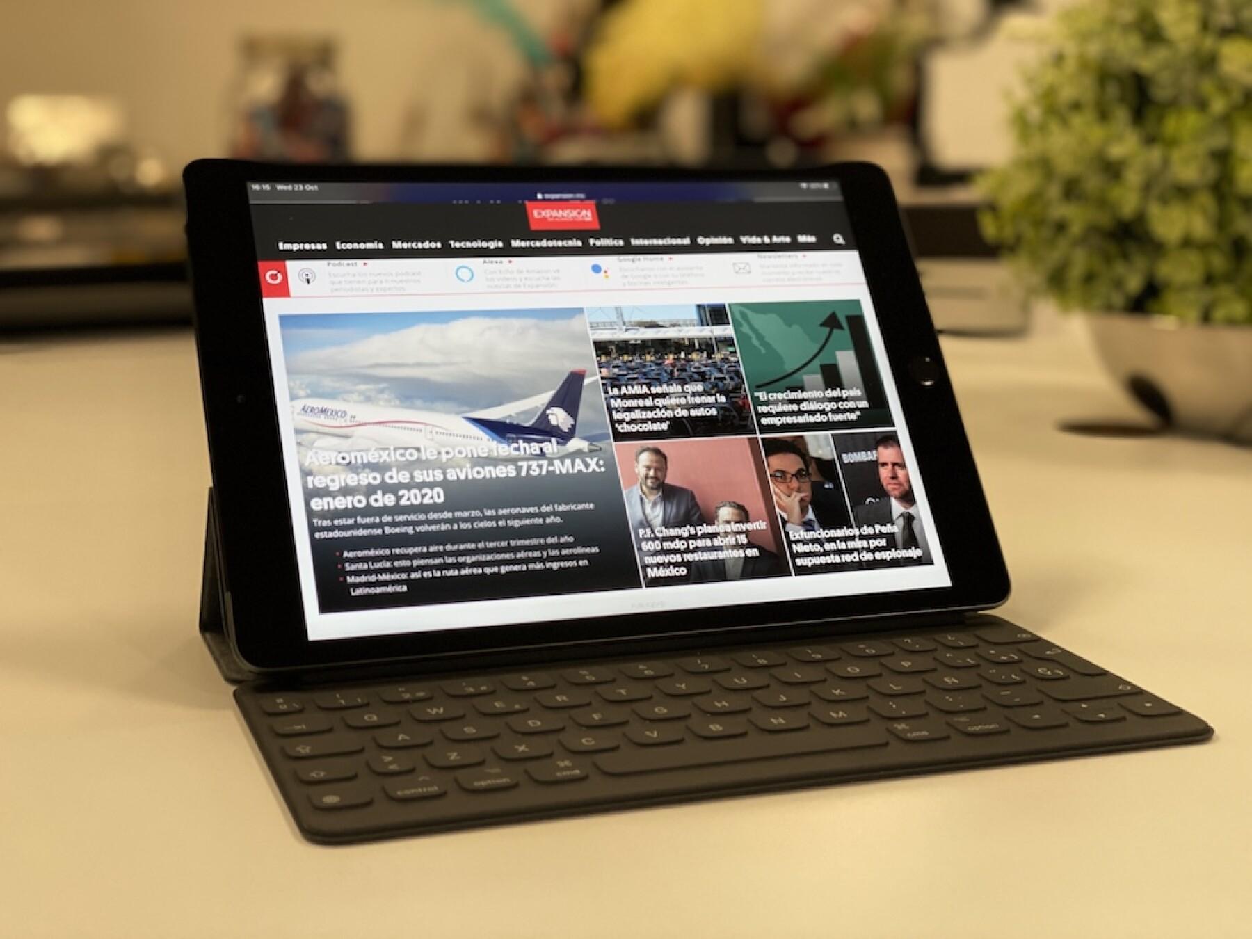 Nueva iPad
