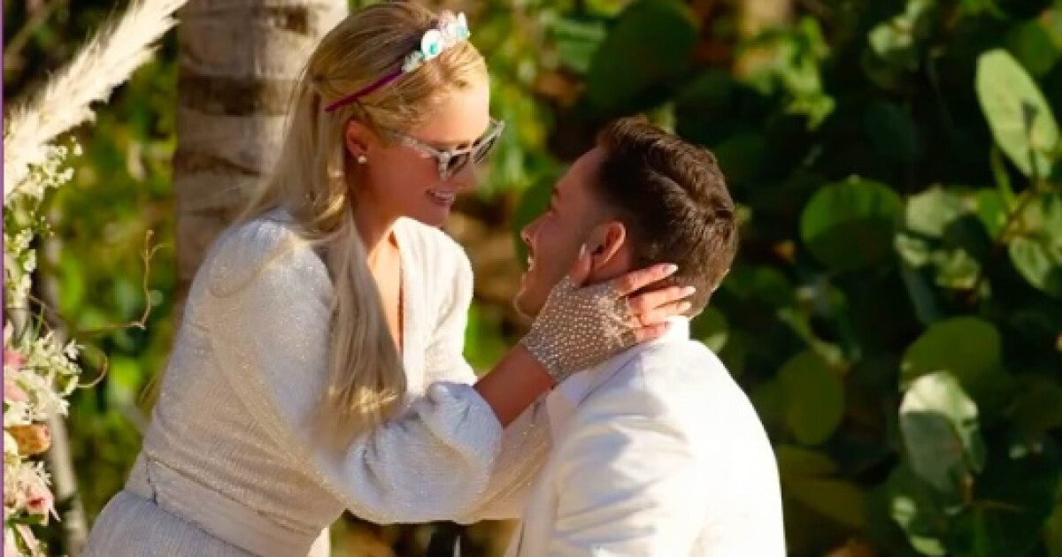 Paris Hilton will turn her wedding into a new reality show