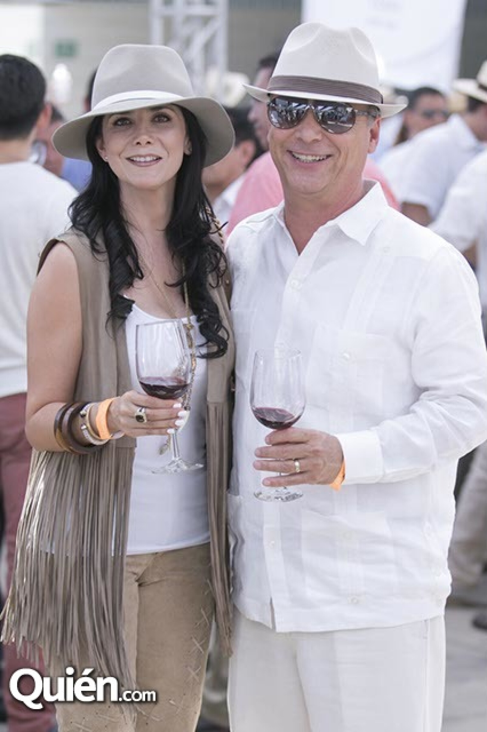 Jossie y Alejandro García