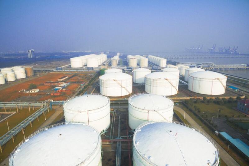 Tanques de almacenamiento de hidrocarburos