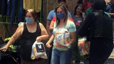 Grupo delincuencial despensas Cuernavaca