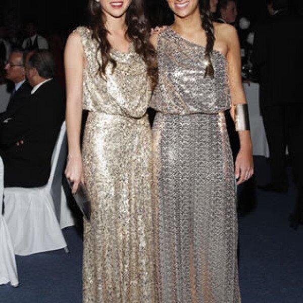 Nina y Regina Romero