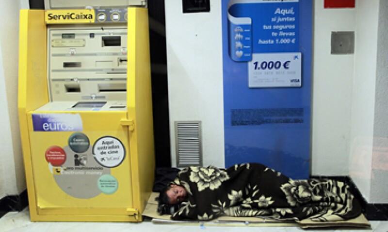 El plan de asistencia puso a disposición de España una línea de crédito de 100,000 mde. (Foto: AP)
