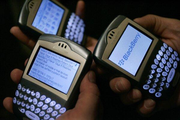 BlackBerry old