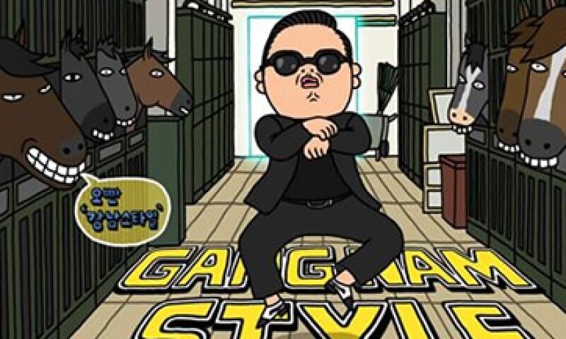 PSY ha generado al menos 8.8 millones de dólares con el Gangnam Style. (Foto: tomada de Facebook/OfficialPSY )