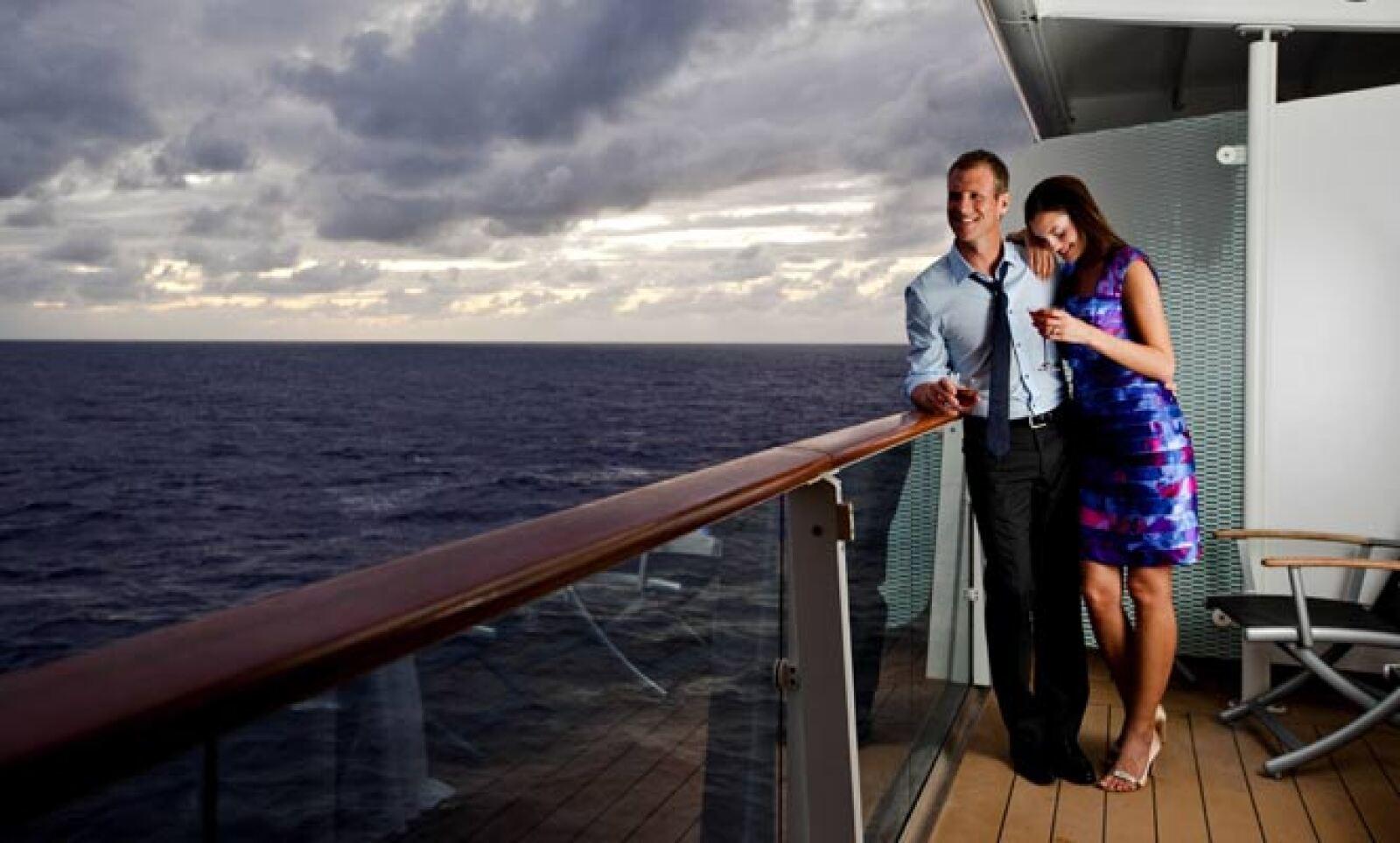 El Allure of the Seas de Royal Caribbean International trae consigo una nueva gama de características al sector de cruceros, como el segundo barco más grande del mundo.