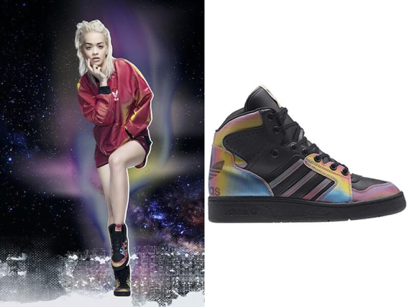 La colección otoño-invierno 2015 de Rita Ora para adidas Originals.