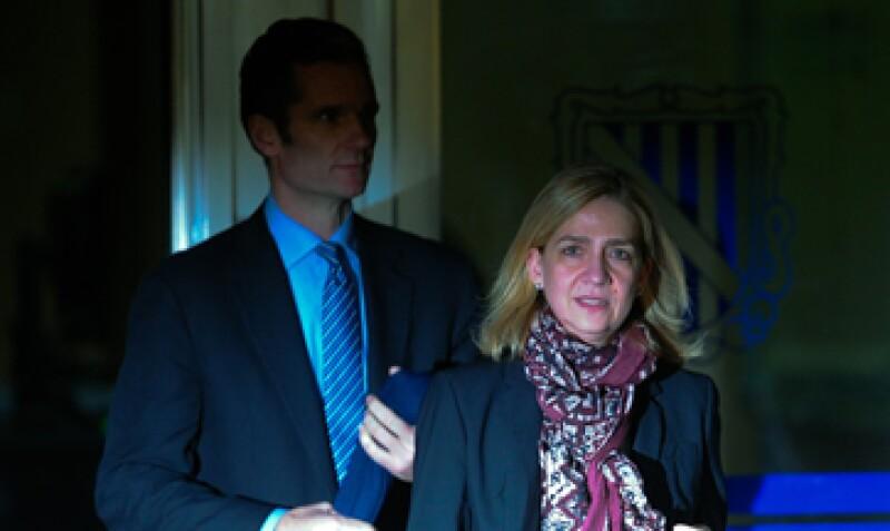 La hija del rey Juan Carlos I es la sexta heredera al trono español. (Foto: Getty Images)