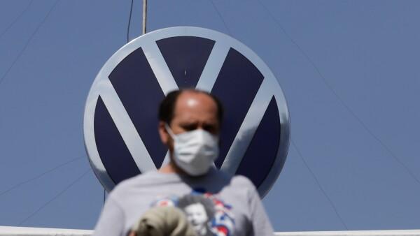 VW Planta Puebla